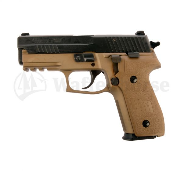SIG SAUER 229 Combat Two Tone Bronce 9mm para