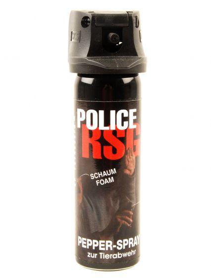POLICE RSG-Schaum