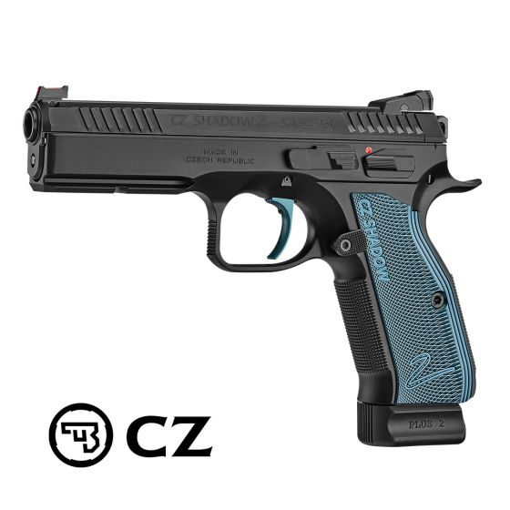 CZ 75  Shadow 2 SA-Pistole  9mm para