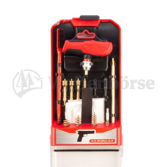 Birchwood Casey Handgun Cleaning Kit  Kurzwaffen Set .22 bis .45