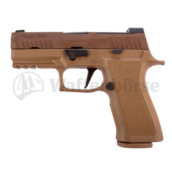 SIG SAUER P320 X-Carry Coyote  Pistole  9mm para