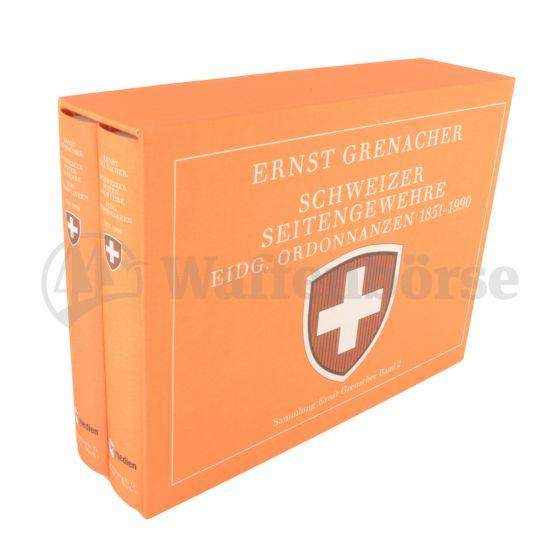 Schweizer Seitengewehre Eidg. Ordonnanzen 1851-1990 . Grenacher Ernst