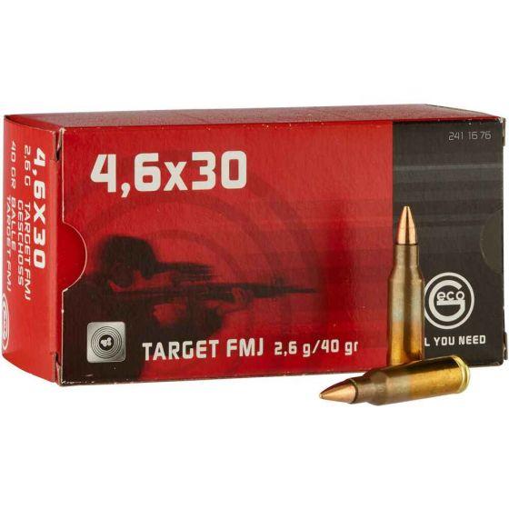 GECO 4,6x30mm VM Target 2,6g / 40grain