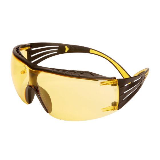 Peltor Schutzbrille 3M Secure Fit 400X  Gelb