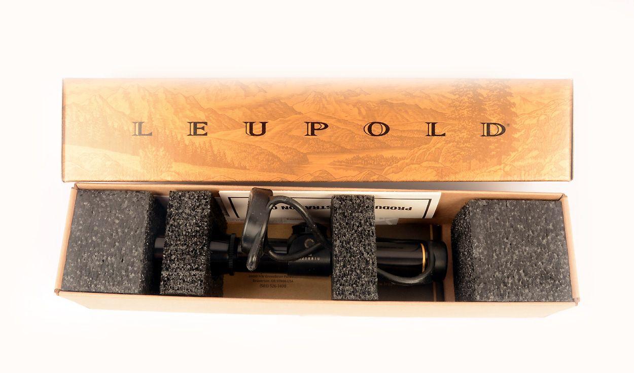 Leupold pistol zf duplex fx ii schwarz