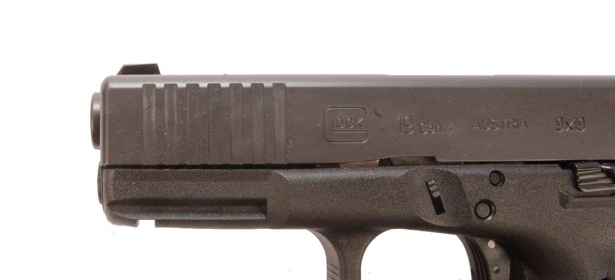 GLOCK 19 Gen4 FS 9mm para