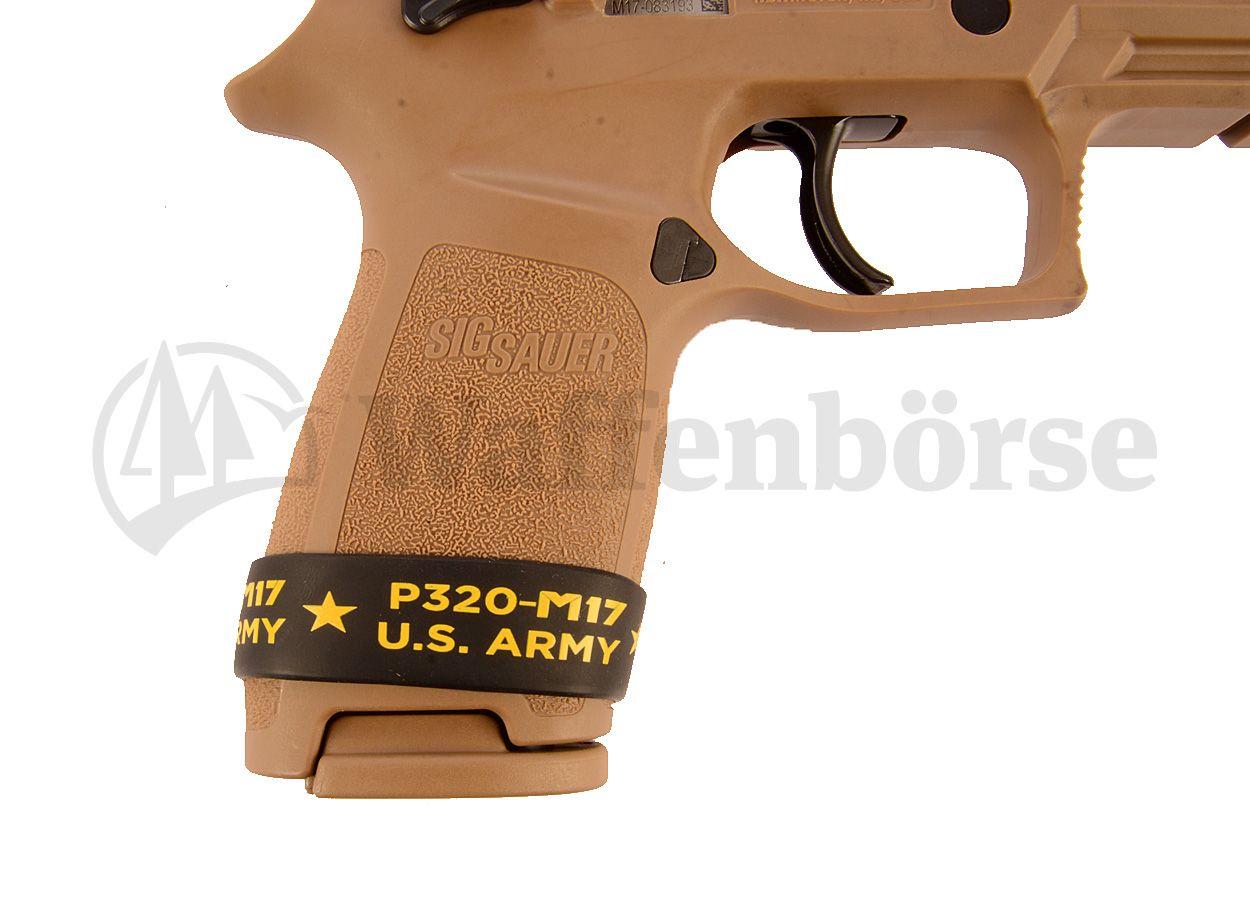 Entfernungsmesser Us Army : Sig sauer p320 full size m17 us army 9mm para