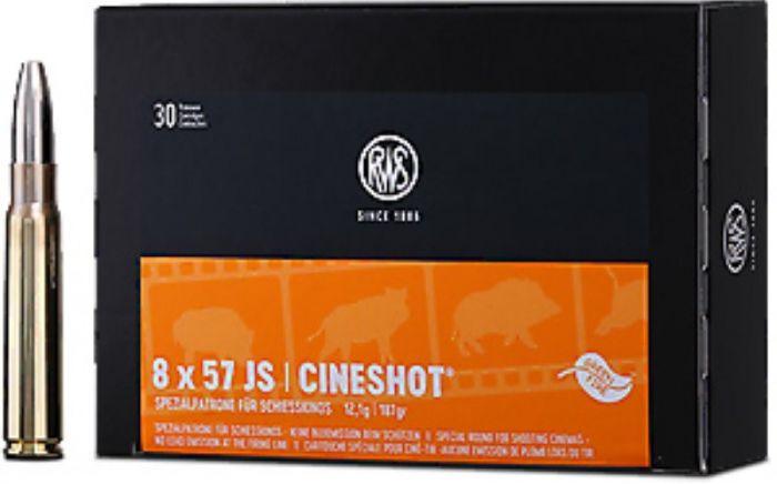 RWS 8x57 IS Cineshot Orange 12.1g