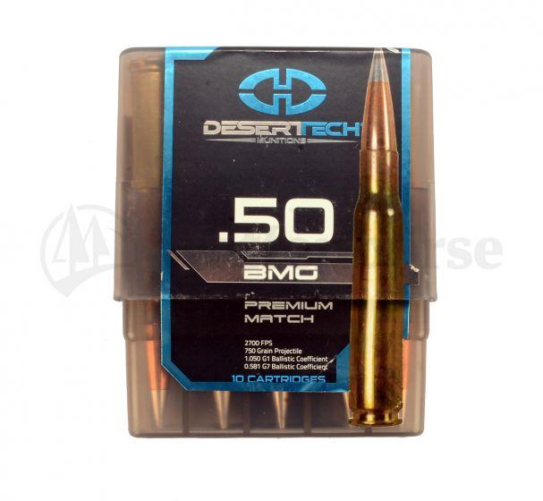Desert Tech .50 BMG TM 750gr