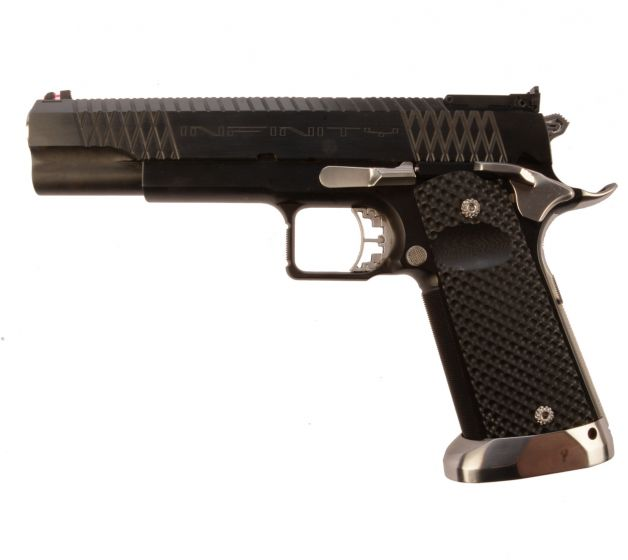 INFINITY  SVI 1911 Single Stack Classic .9mm para
