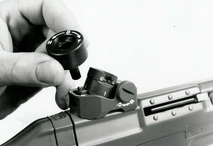 Lüscher Korrekteur 90 zu  Stgw 90