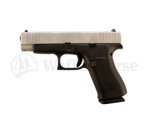 GLOCK 48 FS Slim Silver 9mm para