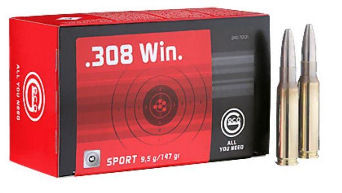 GECO .308 Winch. Sport SG 9,5g