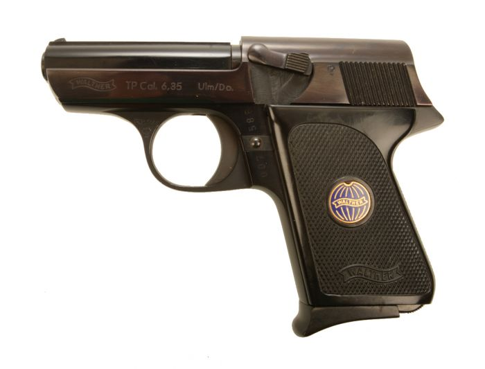 WALTHER TP Pistole 6,35mm