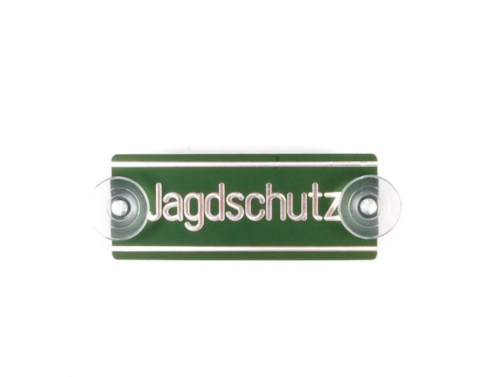 FRANKONIA Aluschild Jagdschutz