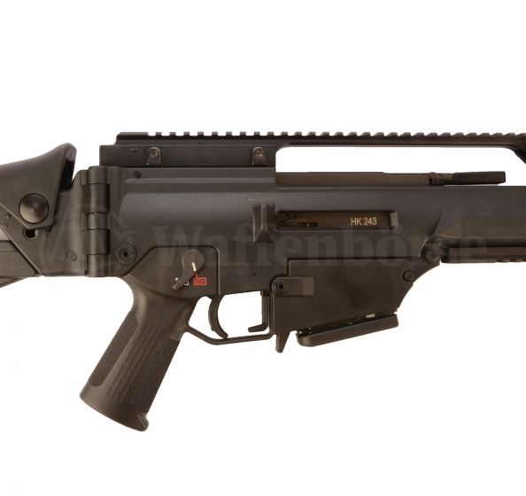 Heckler & Koch HK243 S TAR black   .223Rem