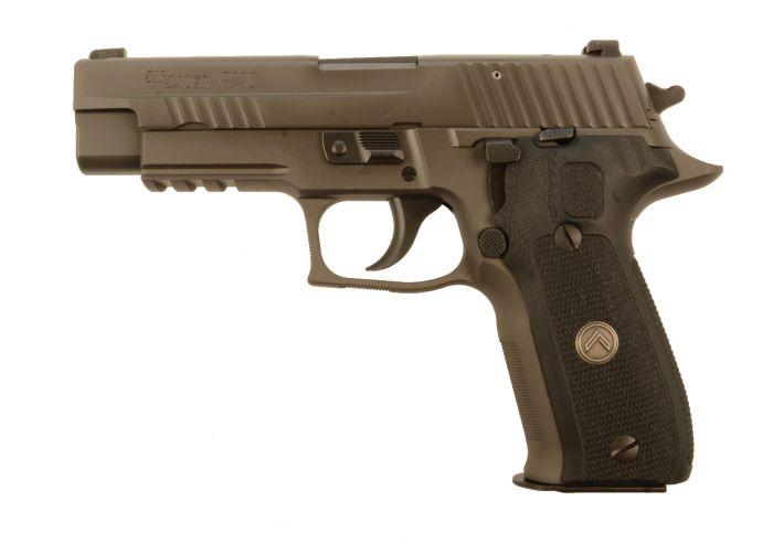SIG SAUER 226 Legion  9mm para