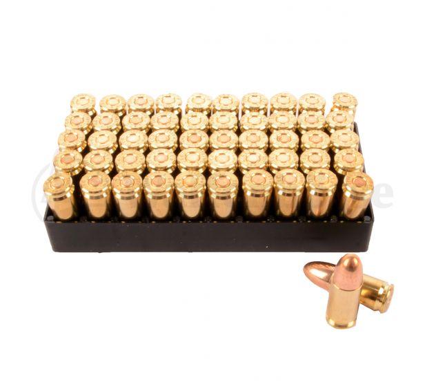 GECO 9mm Para weiss  VM 7,5g / 115grain