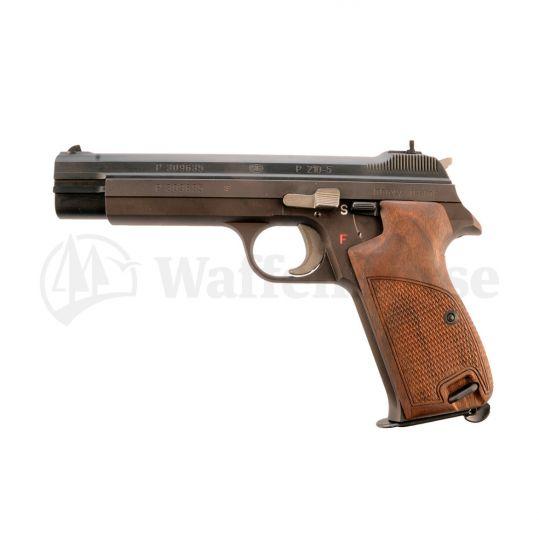 SIG 210-5 heavy frame  9mm para