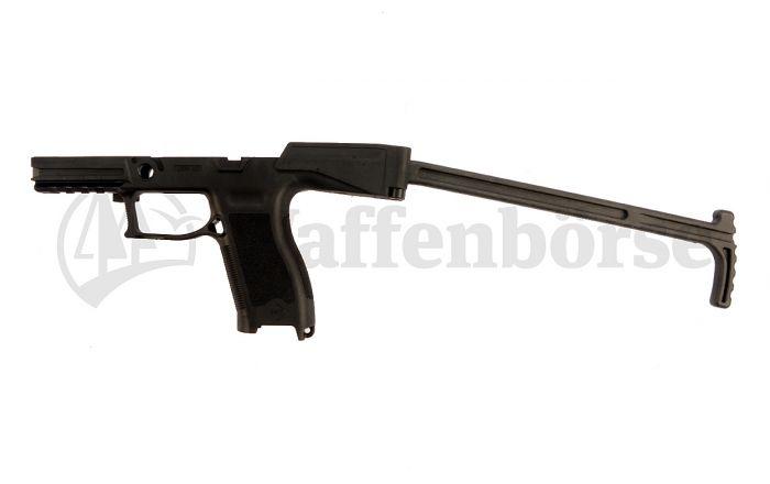 Kunststoffgriffchassis USW-320 für SIG P320 black