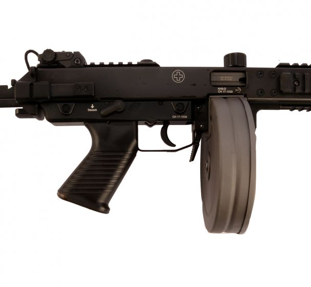 BRUEGGER & THOMET KH9-D  9mm para