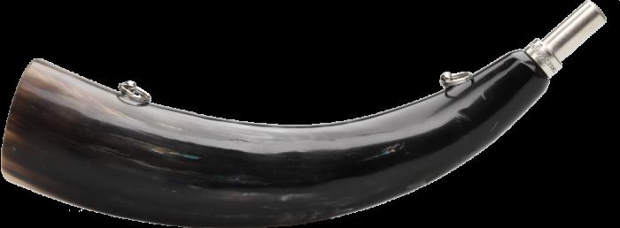 ELLES Treiberhorn aus Kuhhorn 27cm