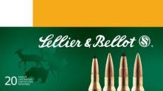 SELLIER&BELLOT .30-06 Springfield FMJ - VM 11,7g