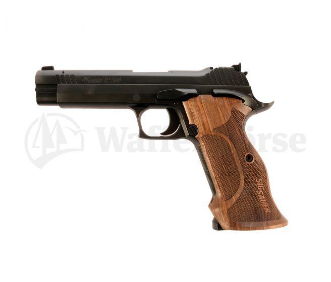 "SIG SAUER 210 Target USA 5"" blue 9mm para"