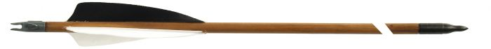 BEARPAW Fichtenholzpfeil Standard I