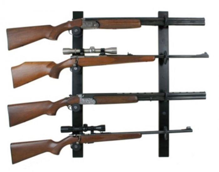 Norlyx Waffenhalter abschliessbar für 5 Waffen