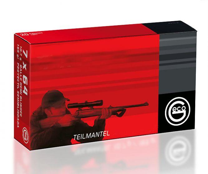RWS / GECO 8x57 IS TM 50er Pack 12,0g Ausverkauf