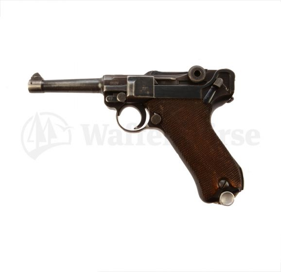 Mauser  P 08 / 42 1939 Commercial  9mm para