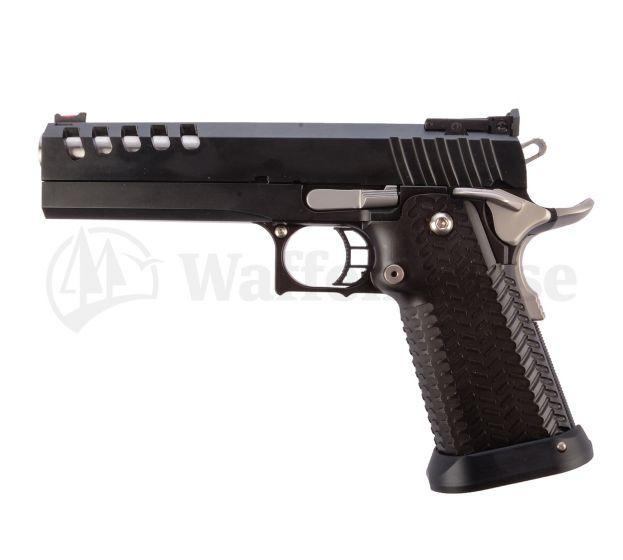 CKA  1911 - 2011 Pistole Black - SS 9mm para