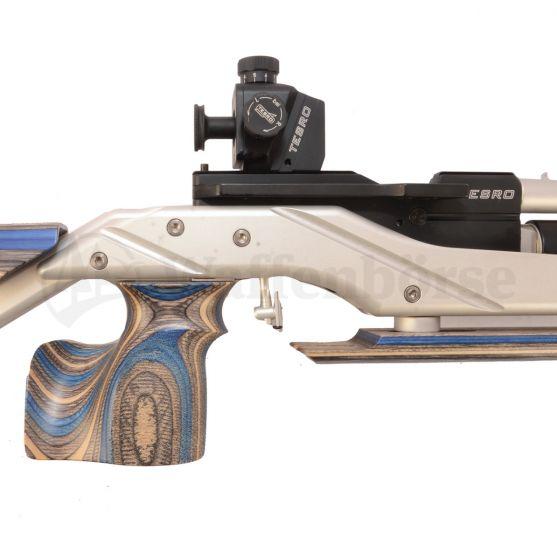 TESRO Matchluftgewehr RS 100 Basic silber  Pressluft, 4,5mm