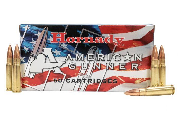 Hornady  Americ*n Gunner  7,62x39 HP 123grain