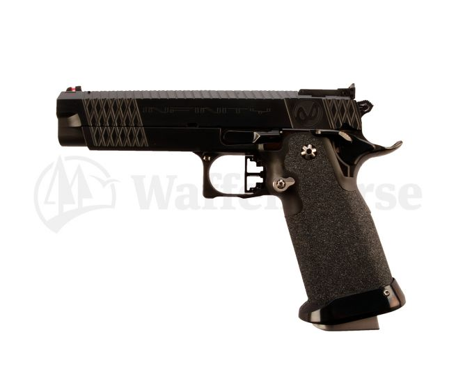 INFINITY SVI 1911 black wide body  9mm para