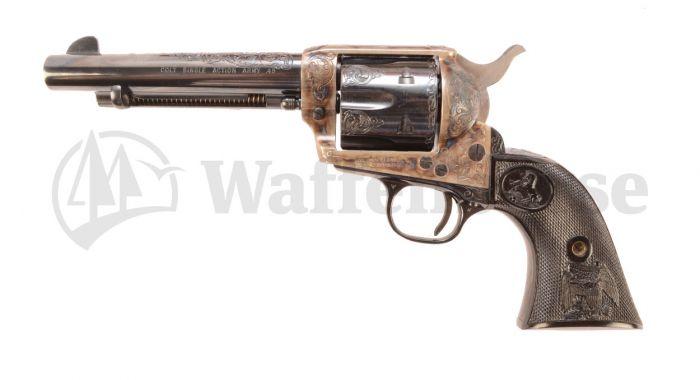 COLT SAA Hartford  Revolver . 45 Colt