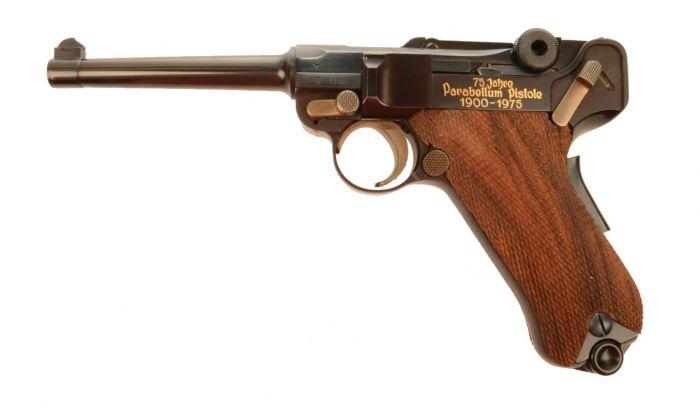 Mauser Parabellum 75 Jahre  Parabellum 7,65mm para