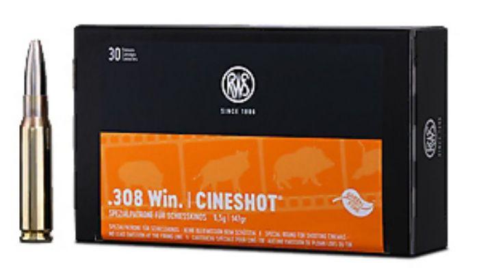 RWS .308 Win Cineshot Orange 9,5g
