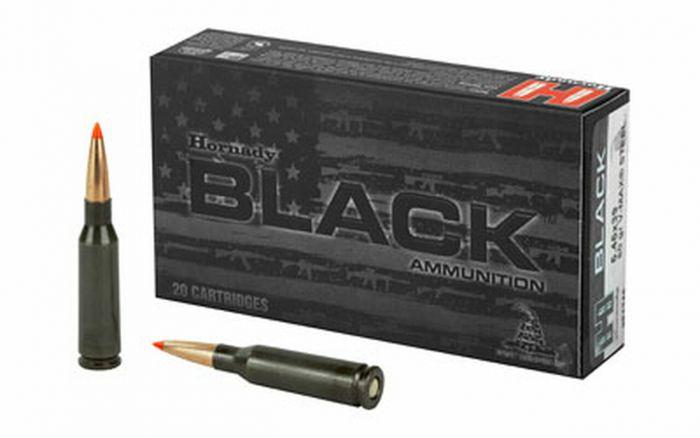 Hornady Black 5.45x39 V-Max 60grain