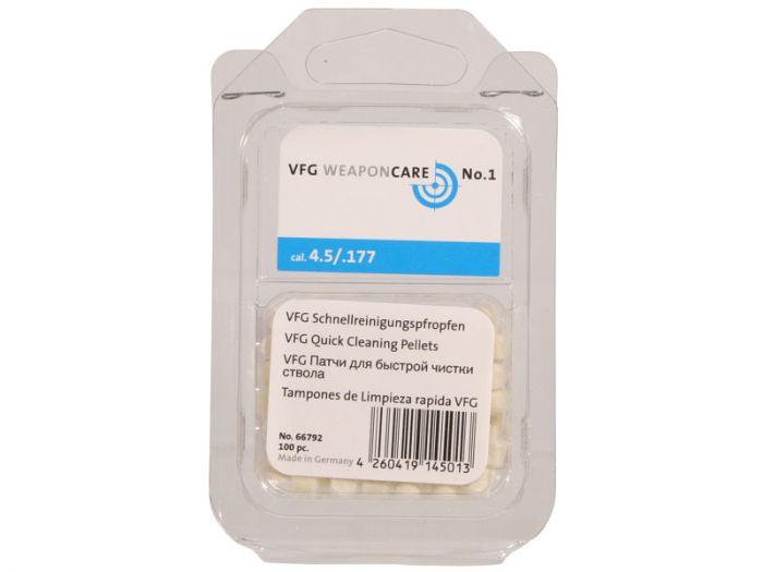 VFG Reinigungspfropfen Kal 4.5mm Blister