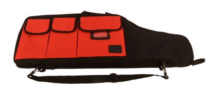 Gewehrfutteral für PE 90  rot