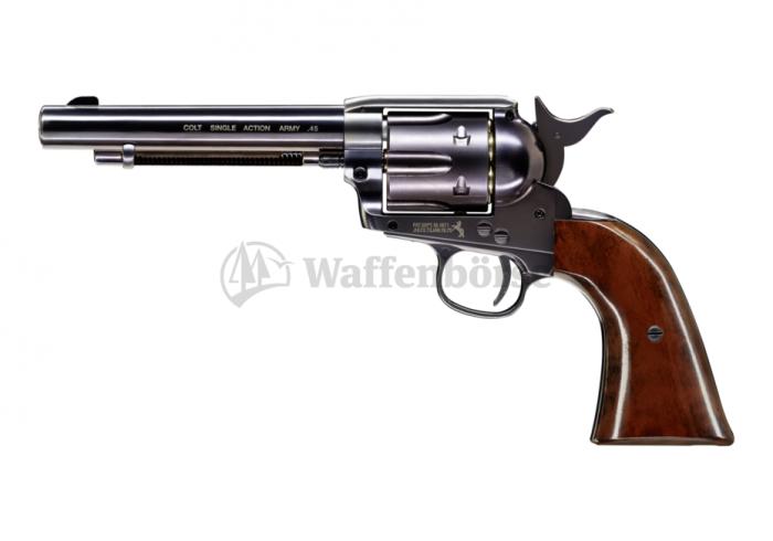 UMAREX Colt  SAA  Peacemake brüniert   CO2 4,5mm