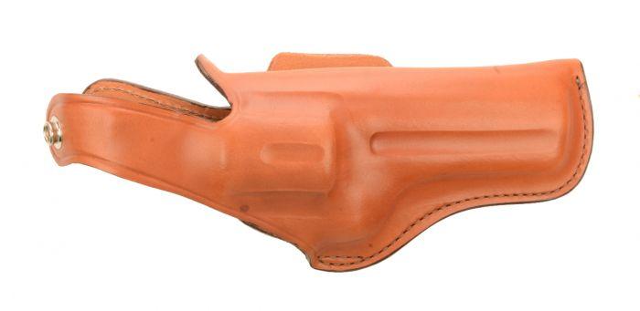 """BIANCHI Leder Gurt - Holster 5 BHL S&W 4"""""""