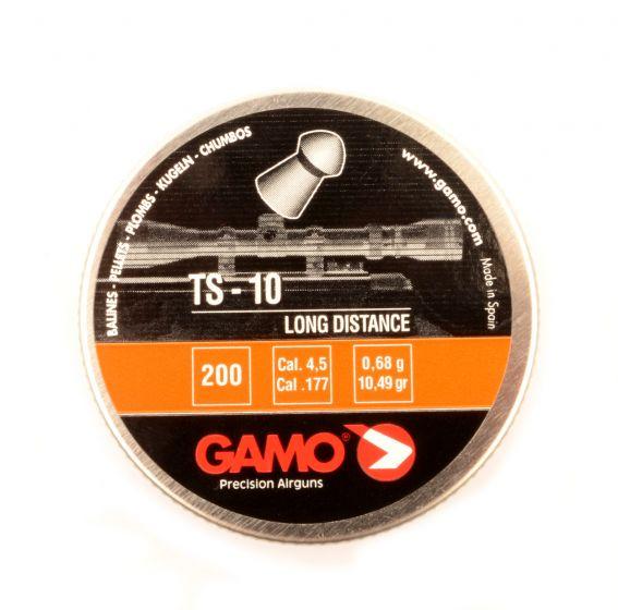 GAMO TS-10 Blei-Kugeln 4,5mm 0,68 gramm