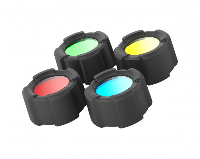 LED Lenser MT14 Color Filter Set 39mm