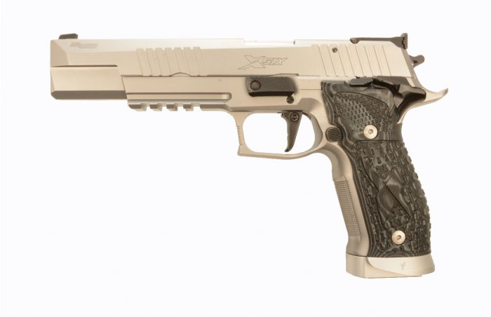 SIG SAUER 226 X-Six X Super Match  9mm para