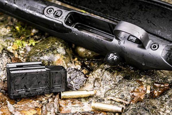 MAUSER M18 Black .308 Winch