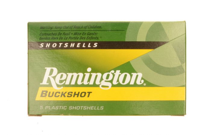 Remington Buckshot 1 BK  7,6mm 12-70