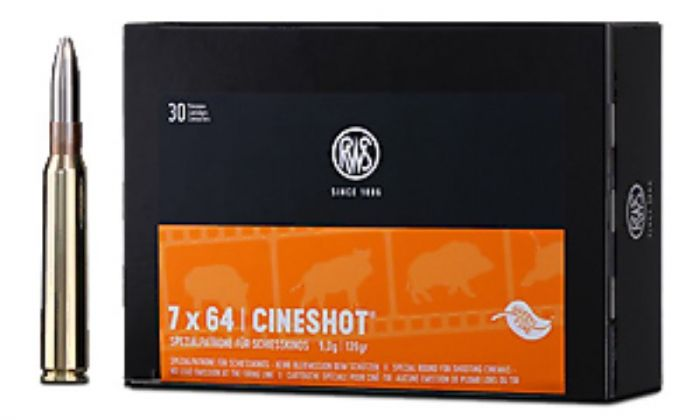 RWS 7x64 Cineshot Orange  9,0g Action